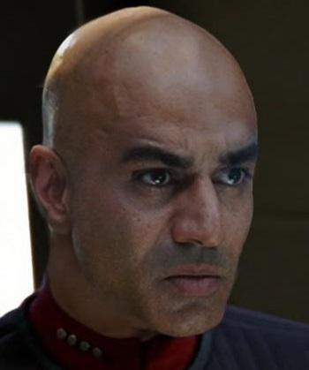 Lieutenant Commander Aafreen  Nayak