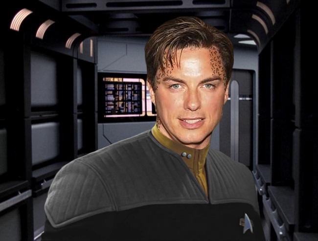 Commander Alec Rota