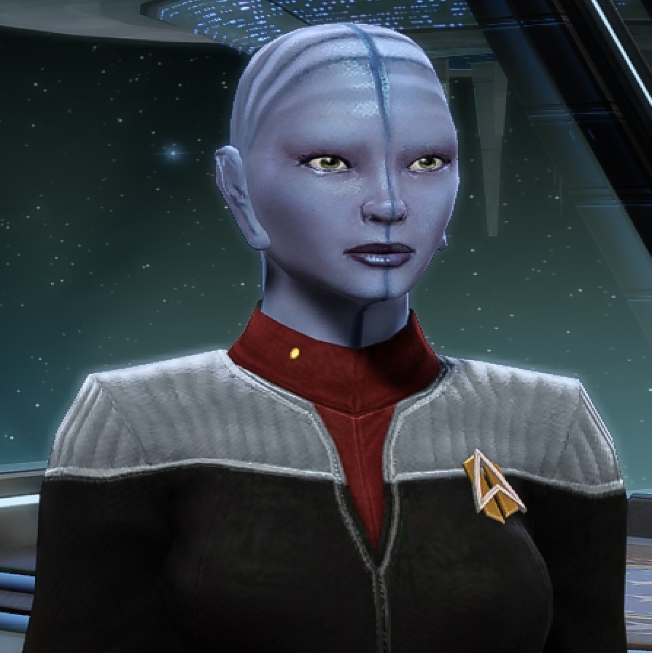 Lieutenant Commander Belex Amedi-Emerson