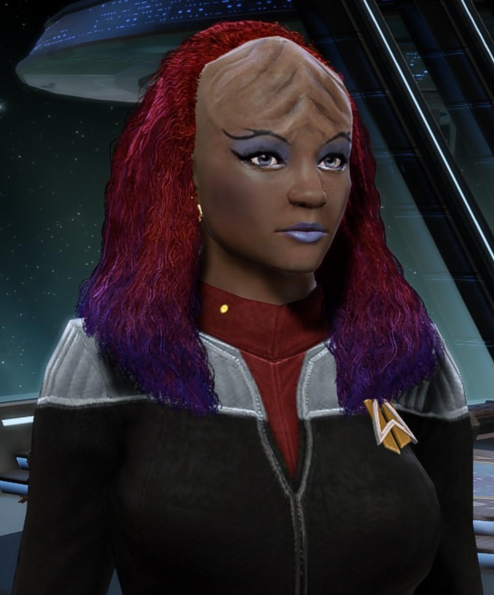Lieutenant Commander Candace  DeCoste