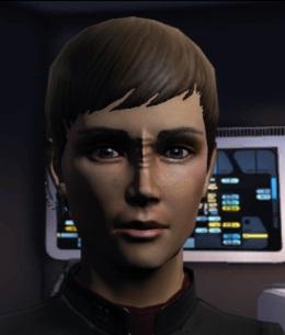 Lieutenant Cefa Alka