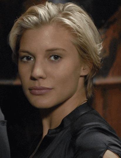Lieutenant Commander Courtney Hammond-Brown