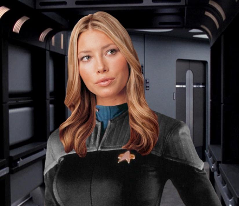Commander Cressa Stevens
