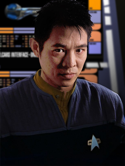Lieutenant Commander Don  Henson