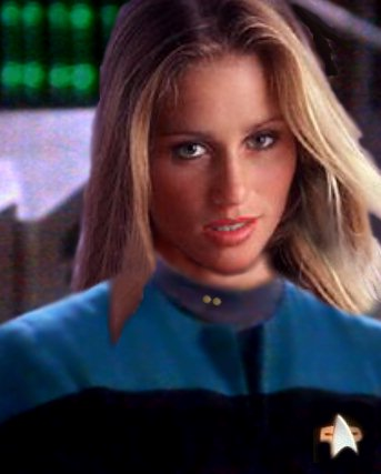 Lieutenant Commander Erin Woodsman