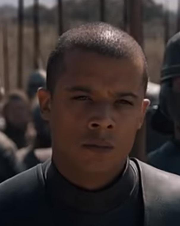 Lieutenant Gabriel Yamaguchi