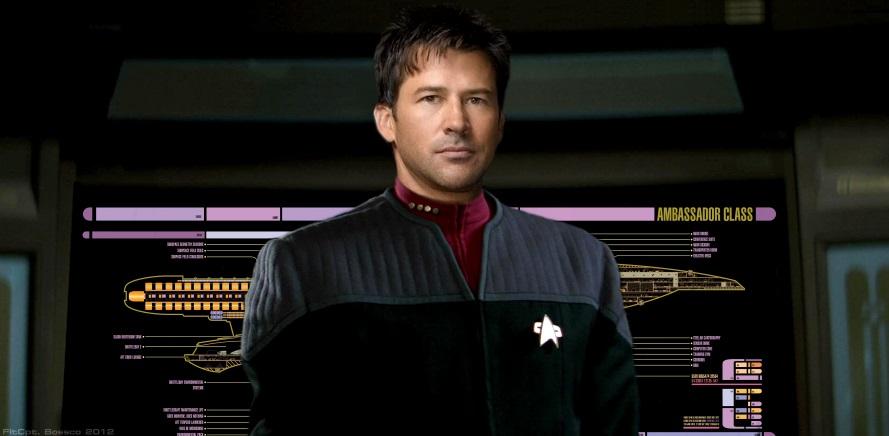Commander Greg  Saunders