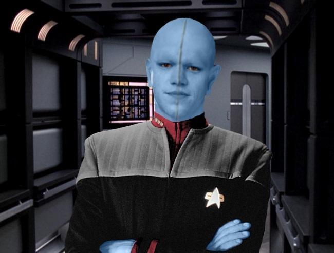 Lieutenant Grinn Xawa