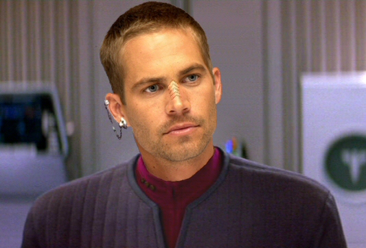 Lieutenant Commander James
