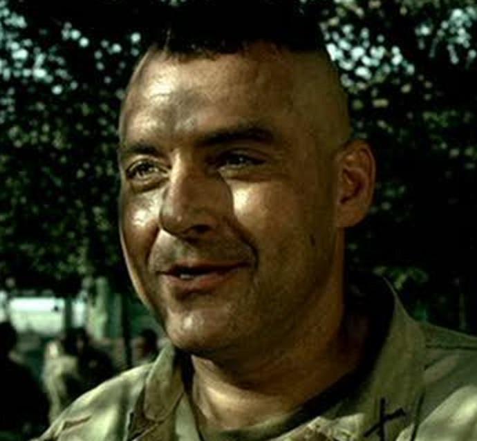 Command Master Chief Petty Officer  James  Mandala