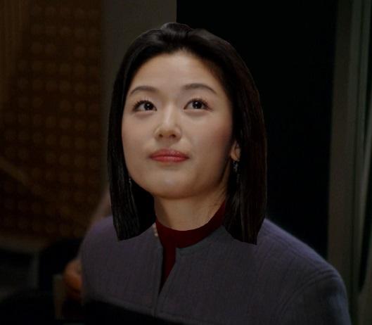 Lieutenant Commander Jasmine  Tarkington