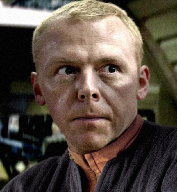 Lieutenant Commander Javis McPherson
