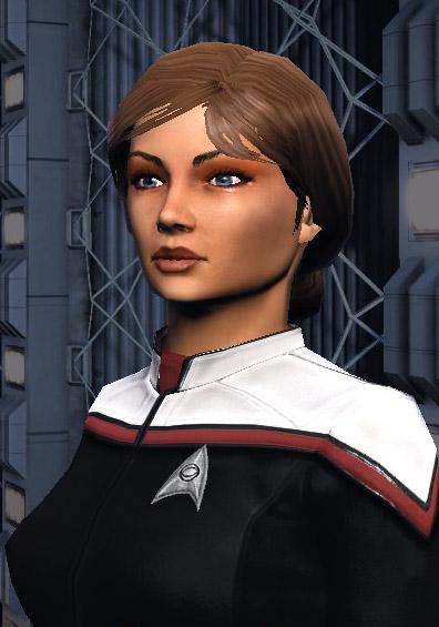 Lieutenant Commander Jean-Marie