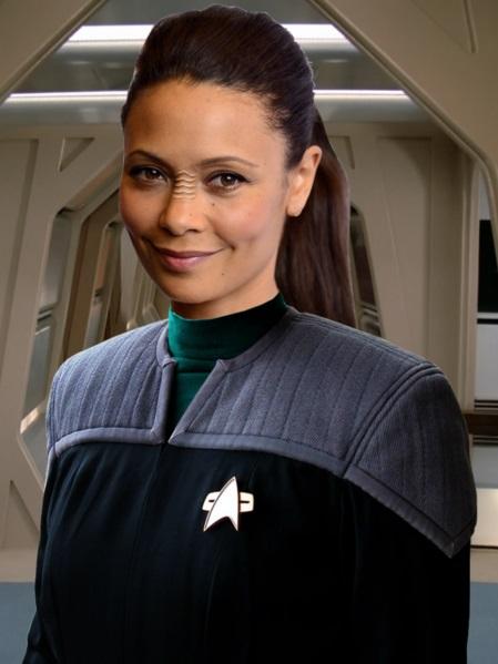 Lieutenant Commander Jeela Lurae