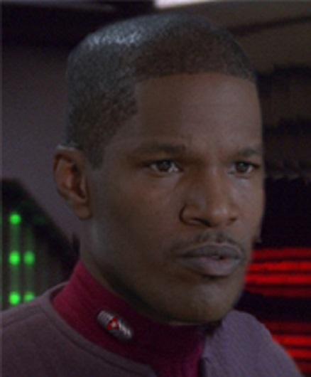 Lieutenant Commander Jerome Hunt