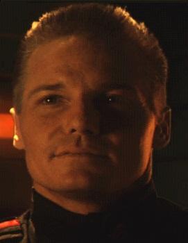 Commander John 'Nuke Em'  Sheridan