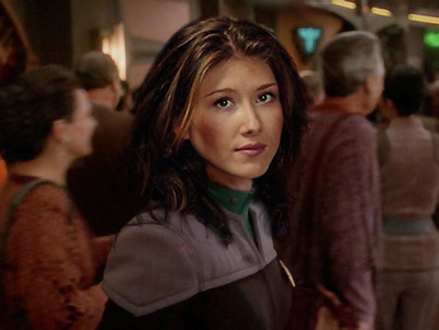 Lieutenant Commander Kaitlin  Nesbitt