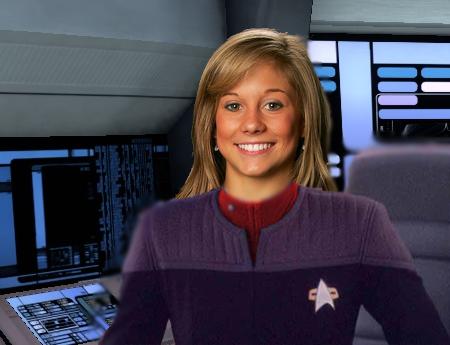 Lieutenant Commander Katrina Davis