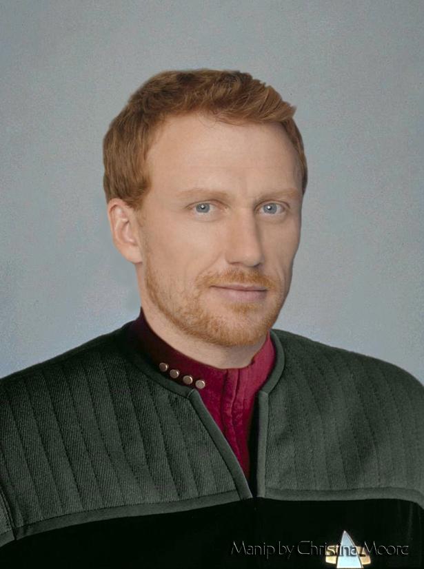 Commander Ken Noros