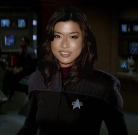 Lieutenant Commander Kira  Smithers