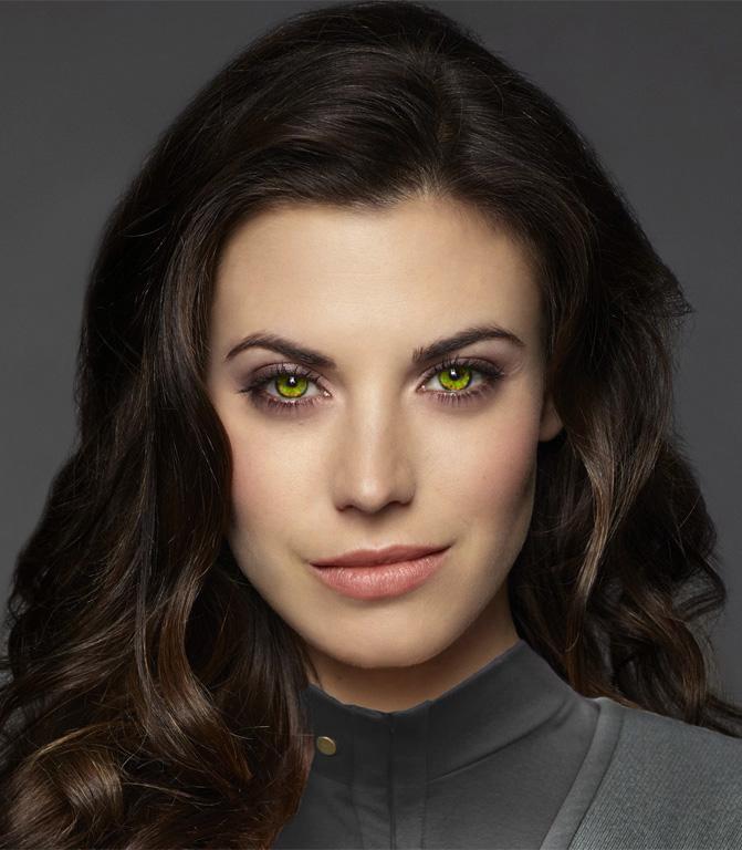 Lieutenant Commander Lia Circe
