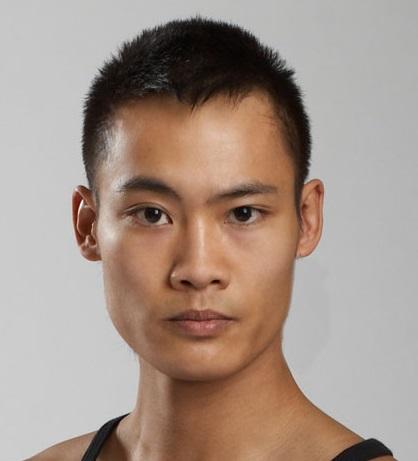 Senior Chief Petty Officer Liu Kang