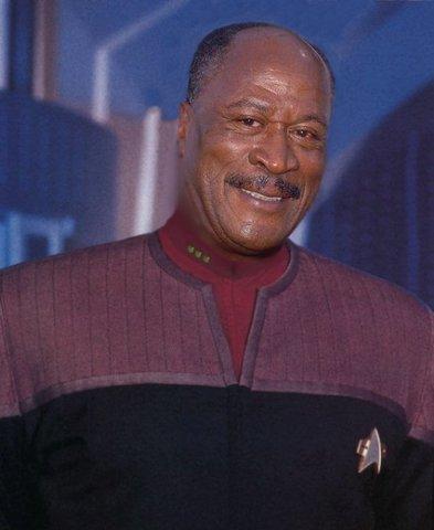 Commander Maurice  Logan