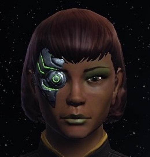 Lieutenant Commander Megan Halifax