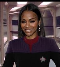 Lieutenant Commander Meslina  Amakawa