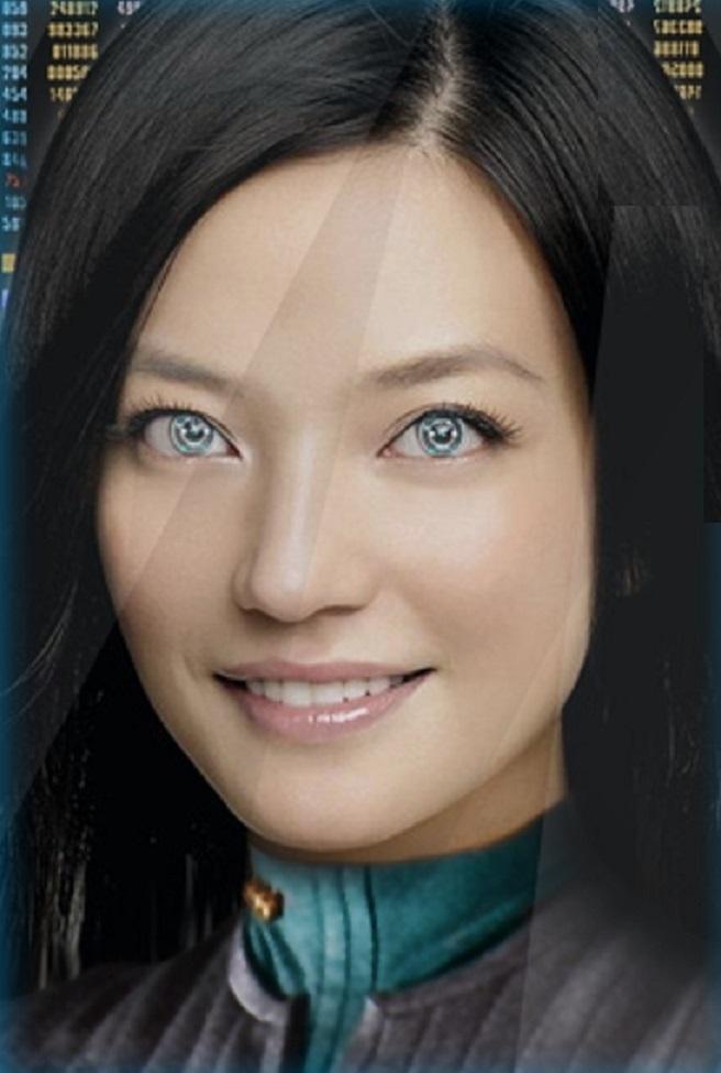 1st Lieutenant Miko Hayakawa