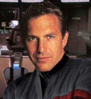 Commander Nathan Hanson