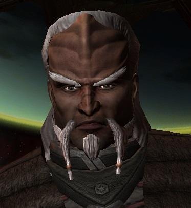 Commander Noq't, Son of Gedlr
