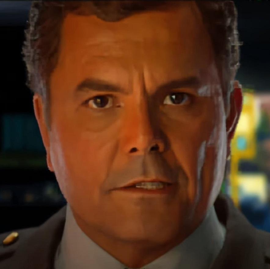 Fleet Captain  Paul Cortez