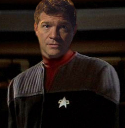 Vice Admiral Paul  Emerson
