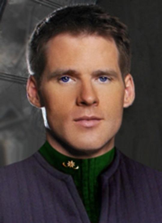 Colonel Percival 'Percy' Morris