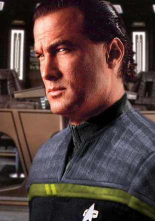Lieutenant Commander Piotr