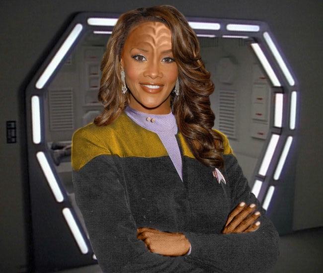 Lieutenant Sandra  Monroe
