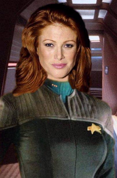 Commander Sarah Horner