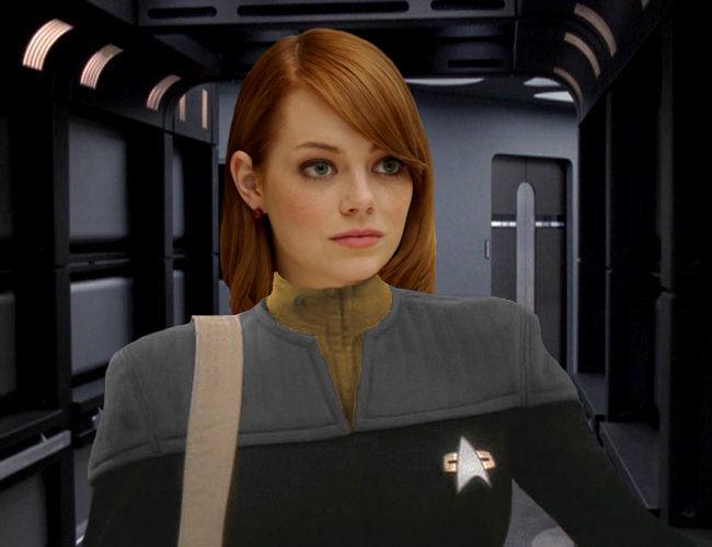 Commander Sasha Behl