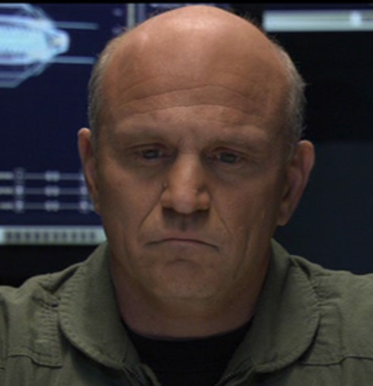 Master Chief Petty Officer Sebastian 'Jack' Lannes