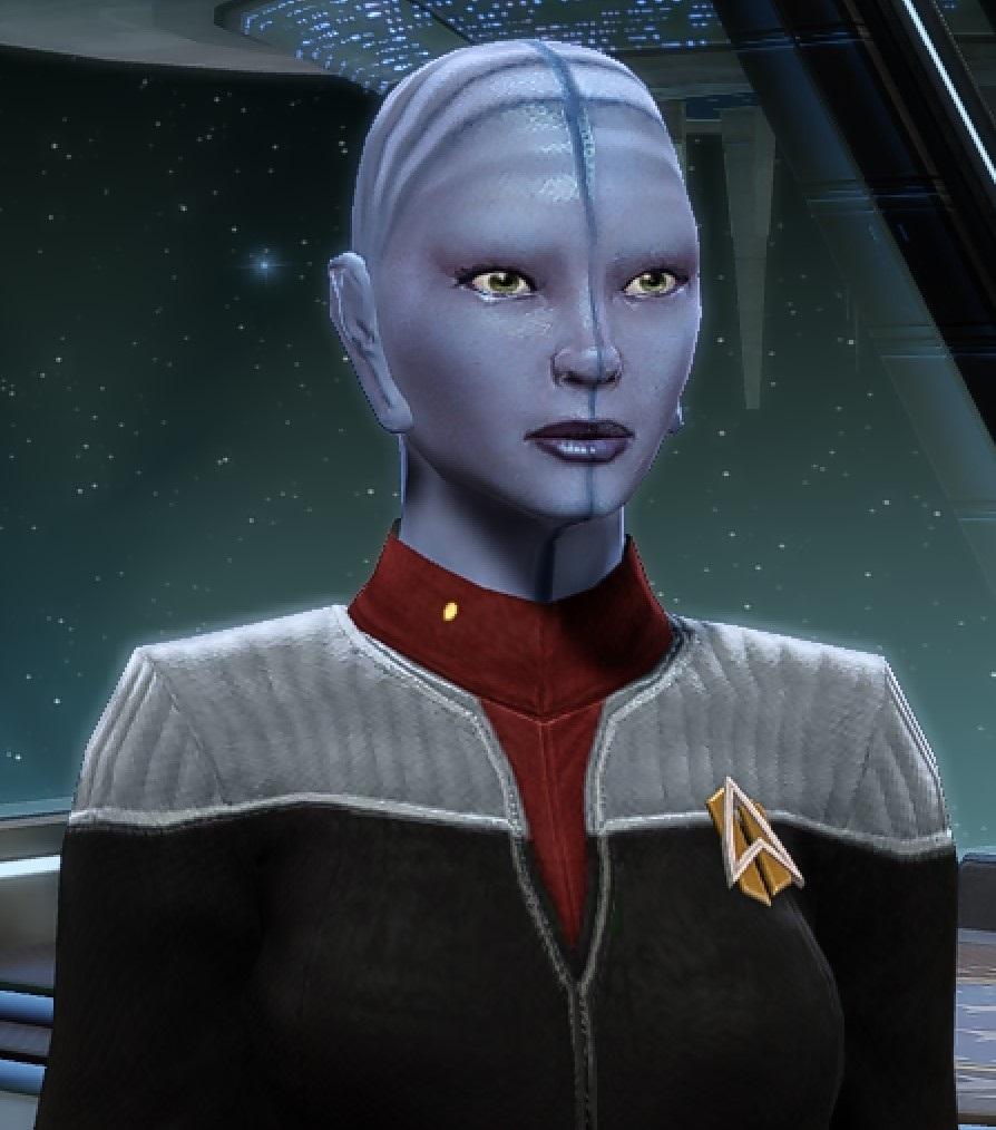 Commander Sohnaxx  Dvald