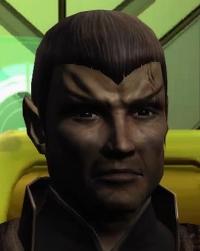 Lieutenant Commander T'Korah