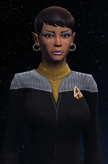 Commander T'Lee