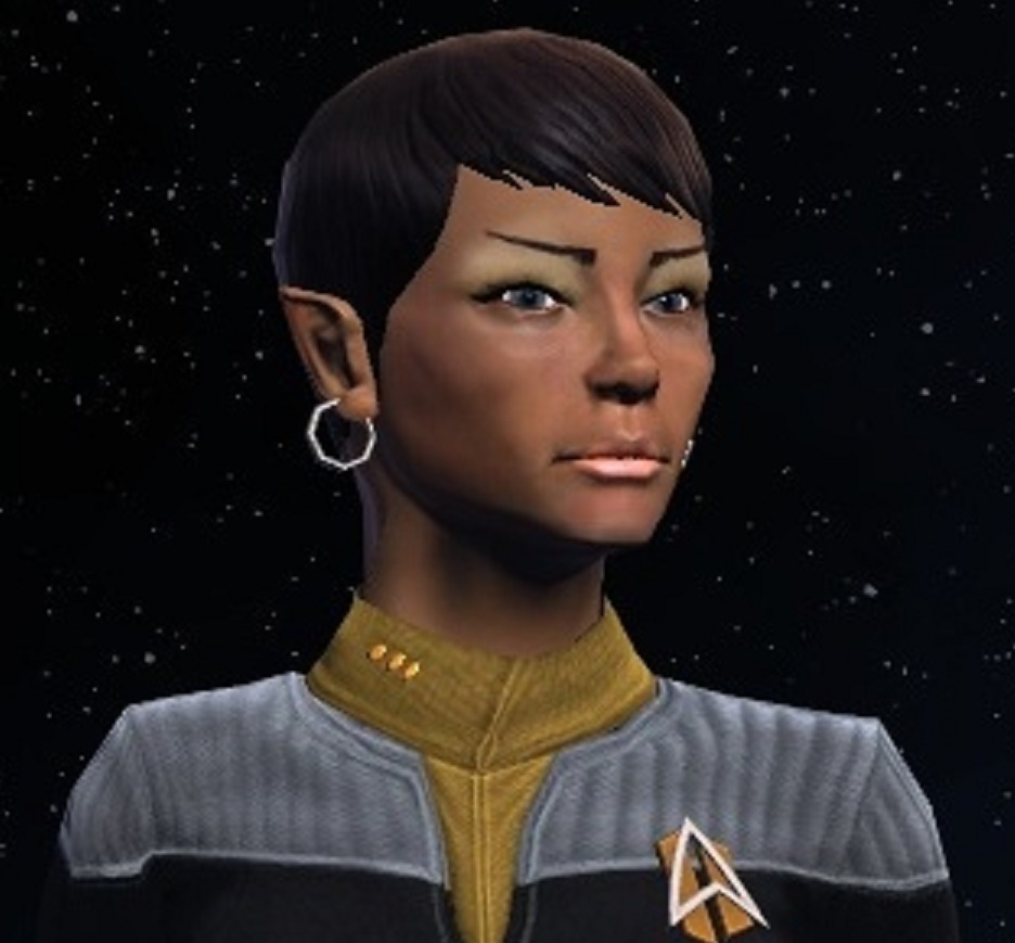 Lieutenant T'Mala