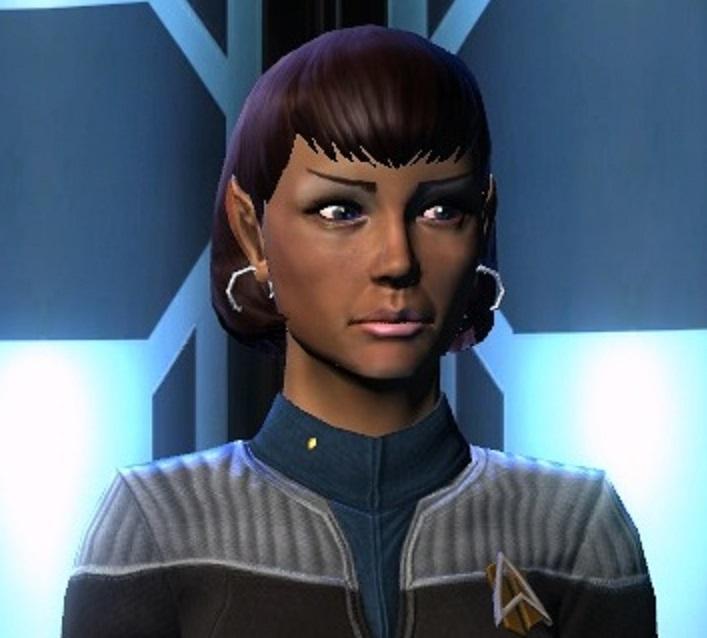 Lieutenant T'Rai