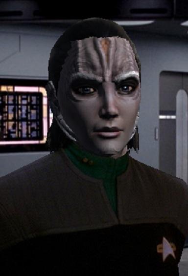 Lieutenant Taselle Dragon