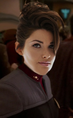 Lieutenant Commander Teresa